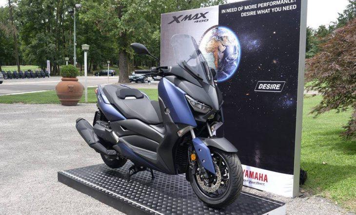 Kur bëhet fjalë për nevojat dhe dëshirat, X-MAX 400 është gjithmonë përgjigjja