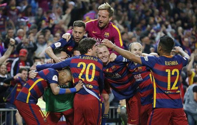 Synimi i fundit në këtë verë për Milanit është futbollisti i Barcelonës