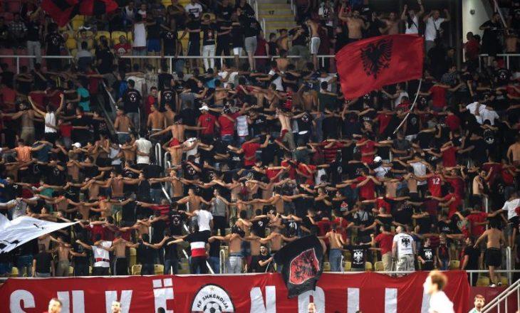 Milani fiton edhe në Maqedoni, eliminohet Shkëndija