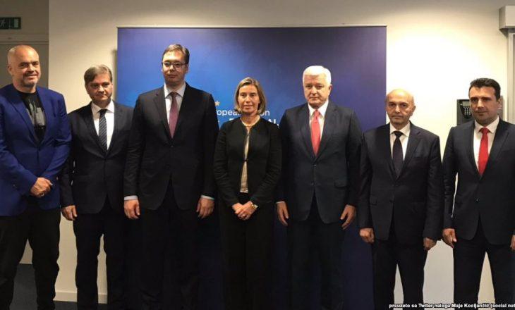 Takim njëditësh i kryeministrave të shteteve të Ballkanit