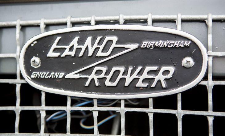 Land Roveri i rrallë i vitit 1958 del në ankand (Foto)