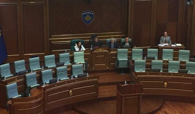 Teuta Rugova voton për propozimin e PAN-it