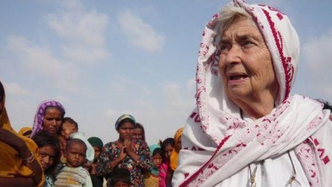 Vdes Nënë Tereza e Pakistanit