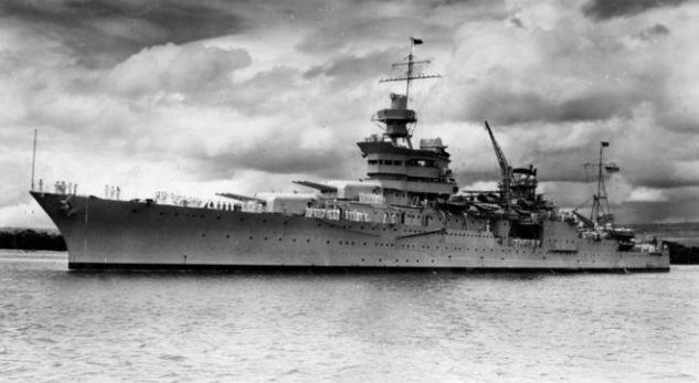 Gjendet luftanija amerikane 72 vjet pasi u fundos nga nëndetësja japoneze
