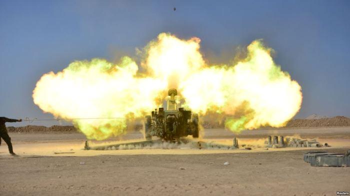 Iraku nis bombardimin e Shtetit Islamik
