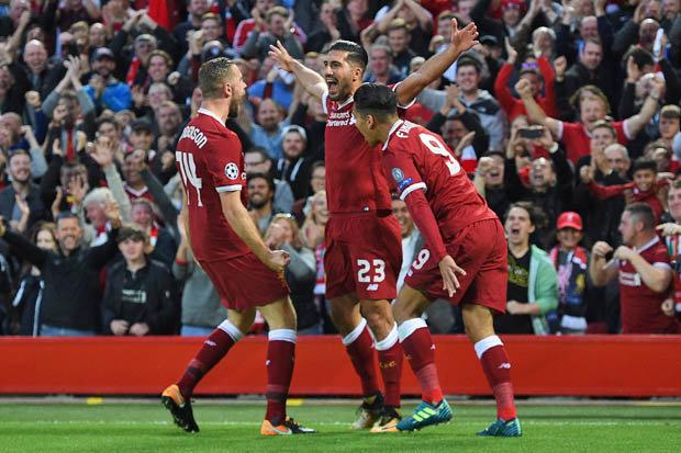 Liverpooli rikthehet në Champions League