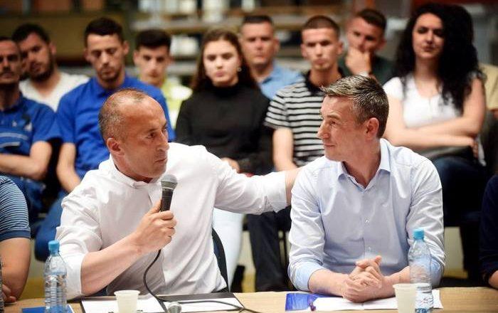 """""""I vetmi kandidat për kryetar të Kuvendit është Kadri Veseli"""""""