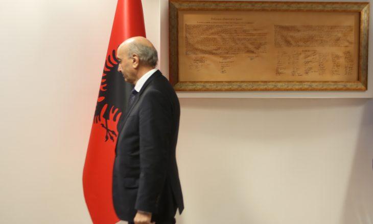 Mustafa: Nuk bëjmë koalicion me PDK-në, VV po e shfrytëzon rastin për të justifikuar dhunën