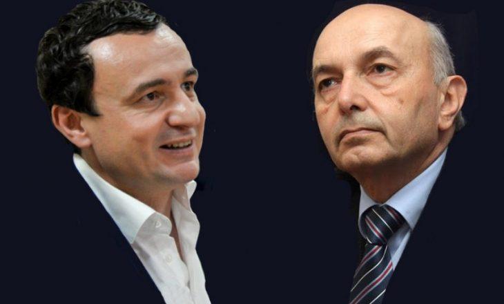"""""""Bisedimet në mes LDK-së dhe VV-së lojëra politike"""""""