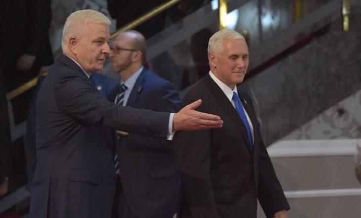 Si të ruheni nga minat ruse? – Këshilla e Pence për vendet e Ballkanit