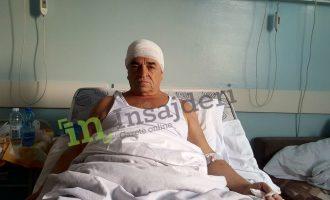 Policia identifikon personat që sulmuan Sokol Zogajn