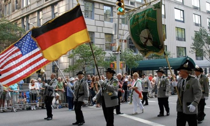 Shpirti gjerman i Amerikës