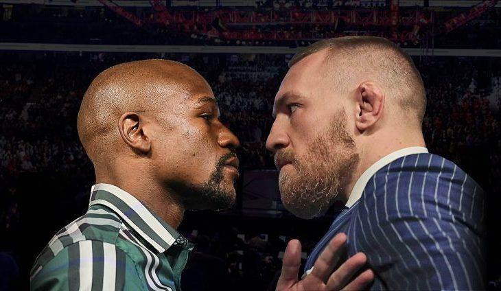 """""""McGregor s'ka për ta goditur asnjëherë Mayweather në fytyrë"""""""
