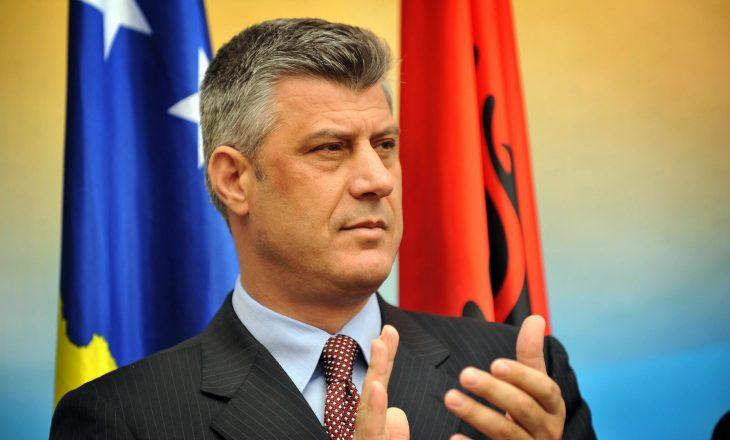Gazetari kroat që u interesua se kush ia rregullon flokët presidentit Thaçi