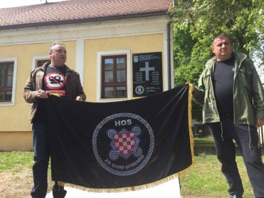 Slogani fashist në Kroaci rrezikon të hedhë poshtë qeverinë