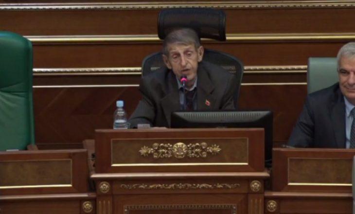 Vazhdon sot seanca konstituive e kuvendit të Kosovës