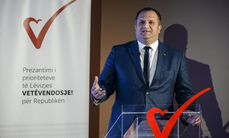 Sfiduesit e mundshëm të Shpend Ahmetit në garën për Prishtinën