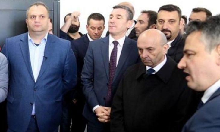 Shpend Ahmeti sulmon Kadri Veselin dhe Hashim Thaçin