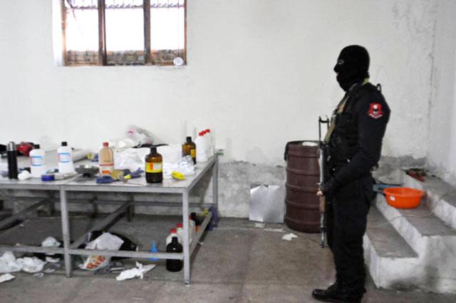 Aksioni kundër kokainës që rezultoi me plagesë midis Tirane