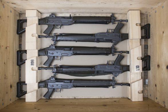 Sa armë janë të regjistruara në Zvicër?
