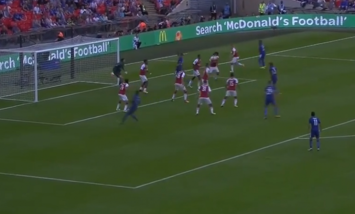 Ndryshohet rezultati në finalen e Superkupës së Anglisë [video]