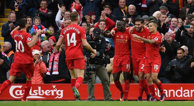 Pas Coutinhos, Liverpool humb edhe një yll
