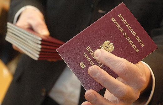 319 kosovarë heqin dorë nga shtetësia e Kosovës, për atë të Austrisë