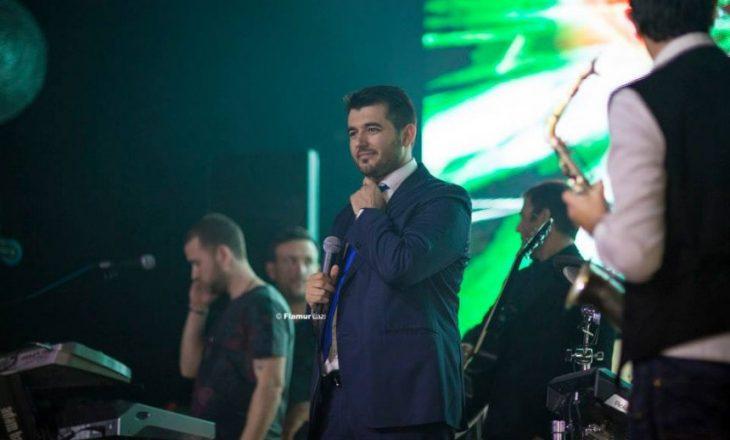 Deputeti Tahiri sot mban koncert në Ferizaj