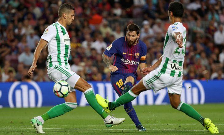 Barcelona harron dështimin në Superkupë, e nis mbarë kampionatin