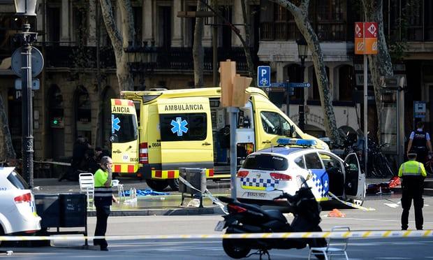 Rritet numri i të vrarëve nga sulmi në Spanjë