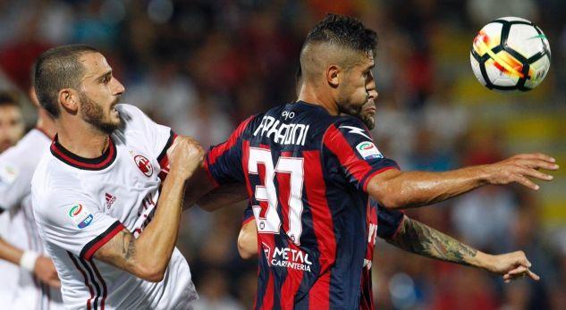 Kjo ndodhi për herë të parë në Serie A pas 32 vjetëve