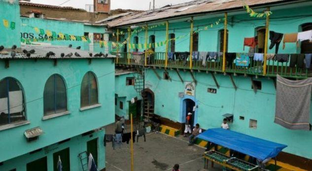 Burgu i cili drejtohet nga të burgosurit