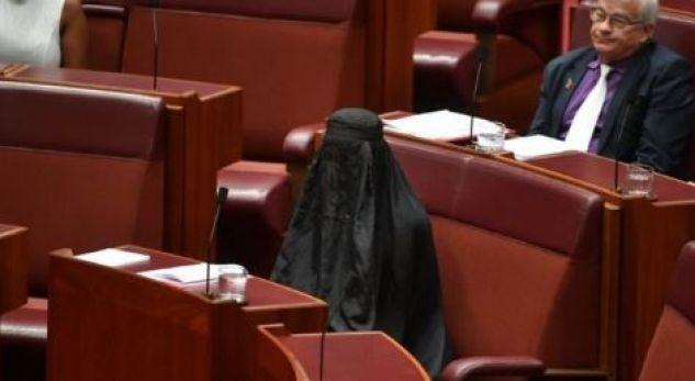 Deputetja australiane që habiti parlamentin