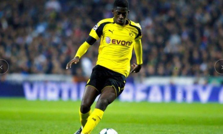 Dortmundi gjen zëvendësuesin e Dembele