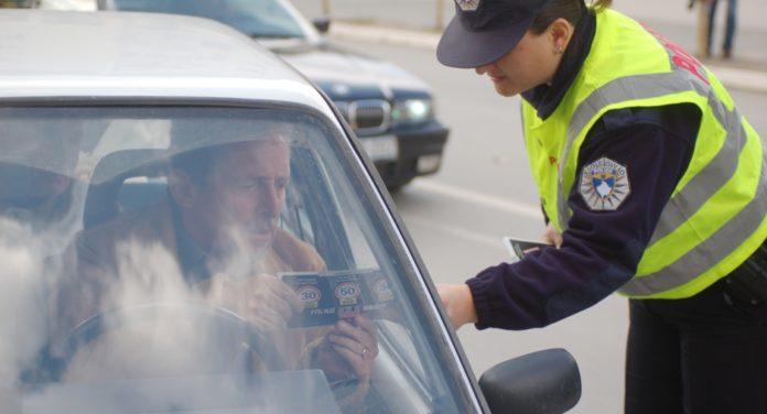 Policia shqiptoi 2207 gjoba brenda ditës së martë