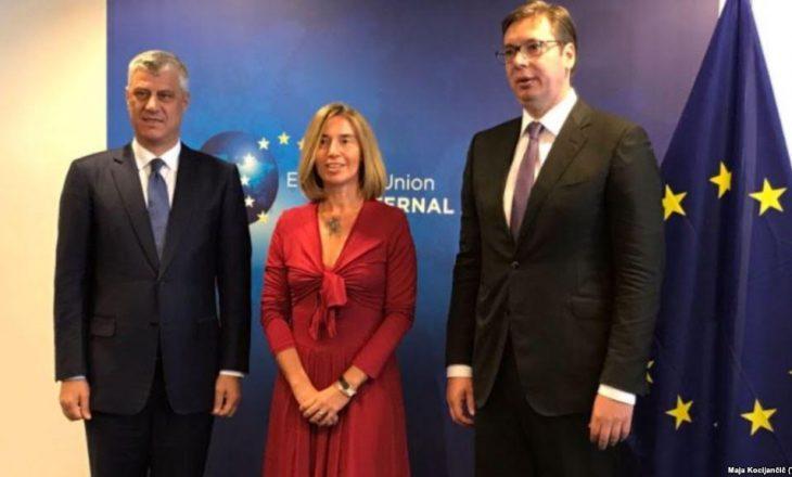 Detajet e takimit të nesërm mes Thaçit dhe Vuçiqit