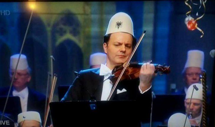 Shkëlzen Doli sjellë përsëri Filarmoninë e Vjenës në Tiranë