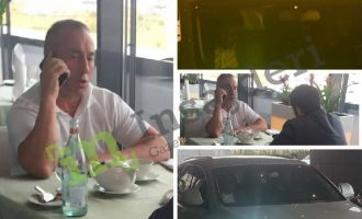 Gënjeshtra e Labinot Tahirit pas takimit me Ramush Haradinajn
