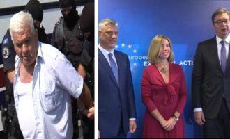 Takimi Thaçi – Vuçiq: Nga Sopia e Suharekës në Bruksel