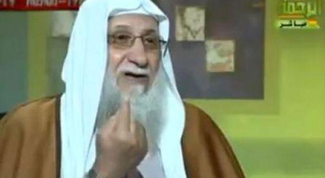 Dijetari mysliman thotë se feja islame e lejon rrahjen e gruas