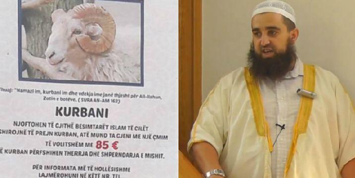 Vëllai i imamit të akuzuar për terrorizëm sfidon çmimin e BIK-ut për kurban