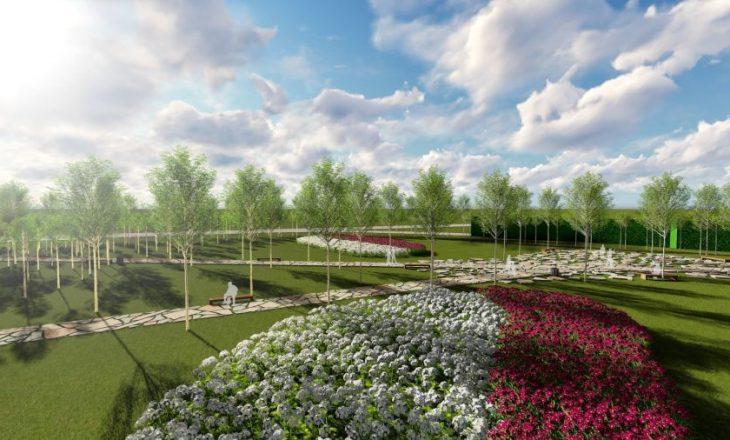 Nesër inaugurohet parku i të martuarve