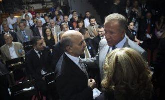 """Mustafa pas takimit me Pacollin thotë se koalicioni """"është i fortë"""""""