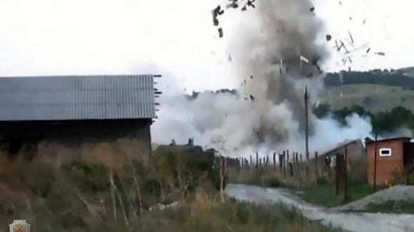 Militantët e ISIS-it hedhin veten në erë, nuk dorëzohen para forcave speciale ruse