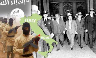Mafia Italiane që u lidh me ISIS-in për hir të naftës