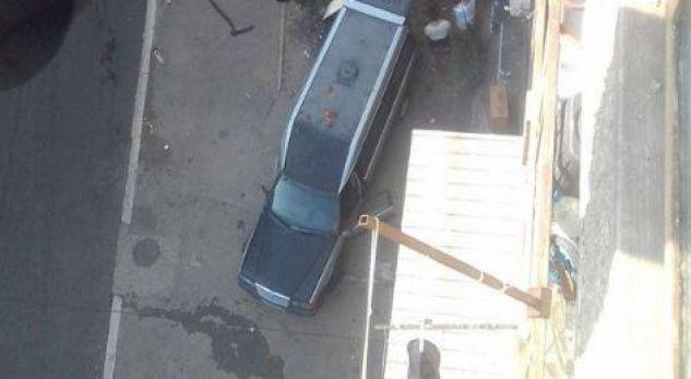 Policia jep detaje për personin që u hodh nga kati i gjashtë i ndërtesës në Gjakovë