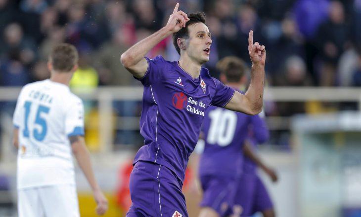 Zyrtare: Milani transferon sulmuesin e Fiorentinas