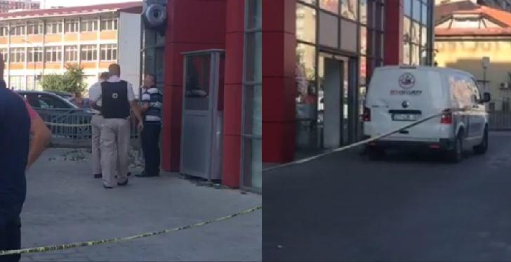 Persona të armatosur plaçkitin bankën në Prishtinë
