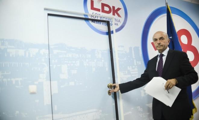 LDK cakton kandidatin për Prishtinën