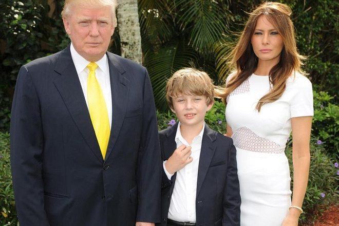 Melania Trump falënderon Chelsea Clintonin për mbështetjen për djalin